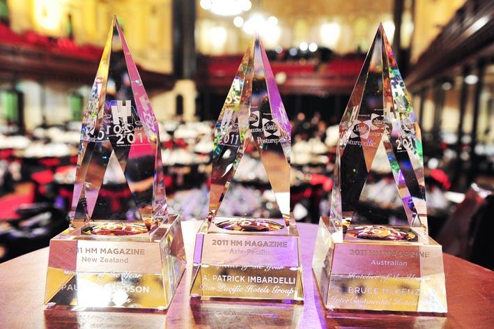 2012 HM Awards winners